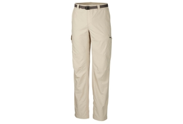 pantalon columbia silver ridge beige