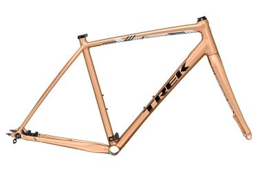 kit cadre fourche cyclo cross trek crockett 5 disc 2018 or
