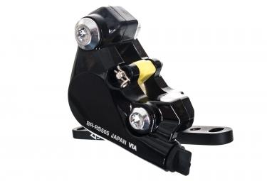 etrier de frein avant shimano br rs505 resine flat mount noir