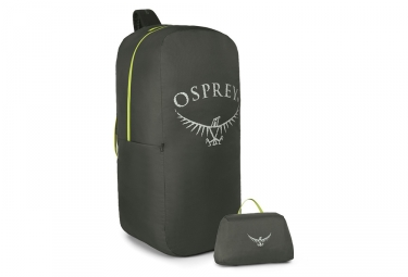 housse de protection osprey airporter m 45 75l gris