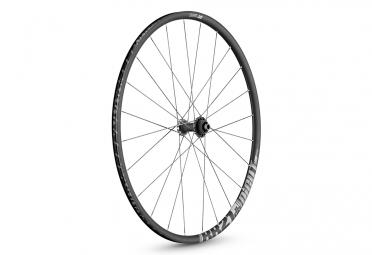 roue avant dt swiss rr21 dicut a disque centerlock noir