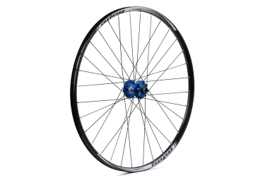 hope roue avant tech xc pro 4 27 5 15 9x100 mm bleu