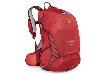 sac a dos osprey escapist 25 rouge