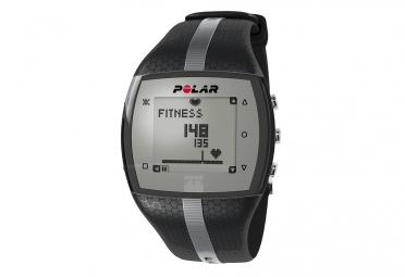 polar montre cardio ft7 noir argent