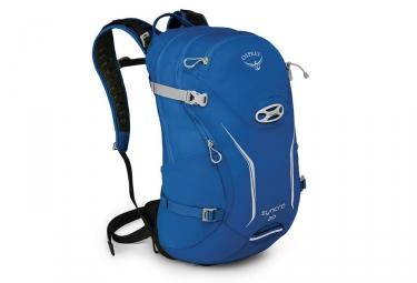 sac a dos osprey syncro 20 bleu