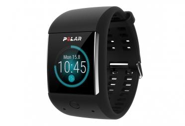 montre de sport connecte polar m600 noir
