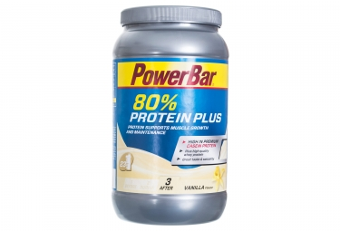 powerbar boisson protein plus 80 700gr vanille