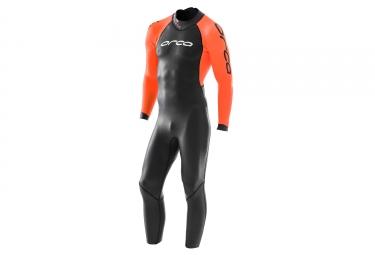 combinaison orca openwater noir orange