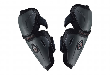 coudieres troy lee designs elbow foream guards gris