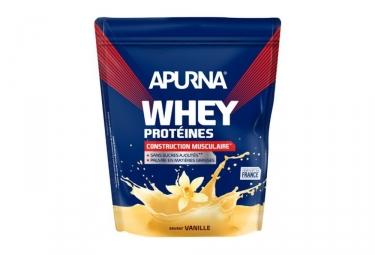 apurna boisson proteinee whey vanille 750g