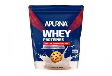apurna boisson proteinee whey cookies 750g