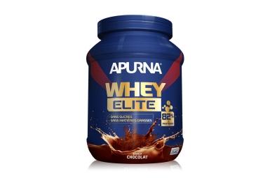 apurna boisson proteinee whey elite isolat chocolat 750g