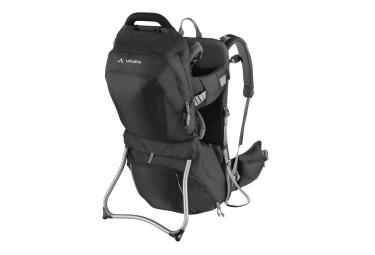 sac porte bebe vaude shuttle comfort noir