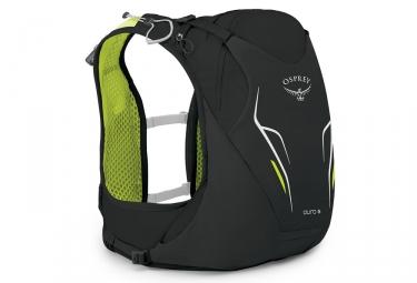 sac a dos osprey duro 6 noir jaune fluo