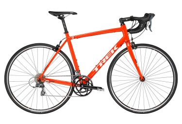 velo de route trek 2017 1 1 c h2 shimano claris 8v orange