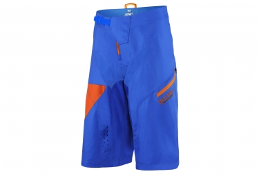 short 100 r core nova bleu orange