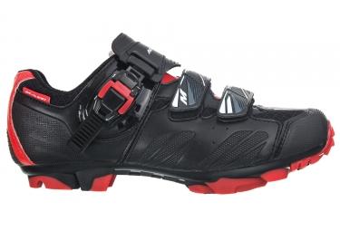 chaussures vtt massi akkron rouge