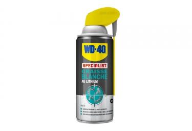 graisse blanche wd 40 au lithium 400ml