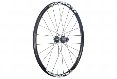 mavic 2016 roue arriere crossride fts x 26 axe 135x9mm qr
