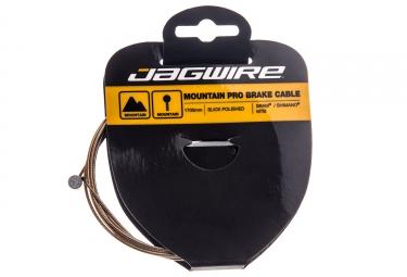 cable de frein vtt jagwire pro 1 5 x 1700mm