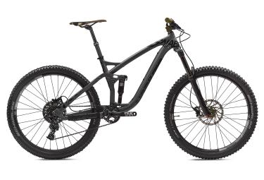 vtt tout suspendu ns bikes 2017 snabb e2 sram nx 11v gris