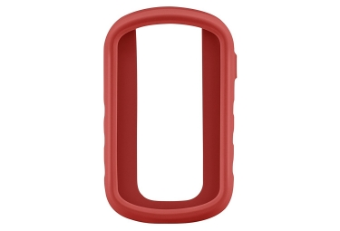 housse de protection silicone garmin etrex touch 25 35 rouge