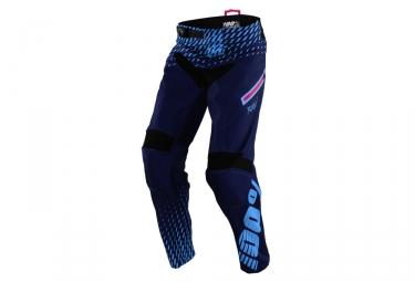 pantalon enfant 100 r core supra bleu