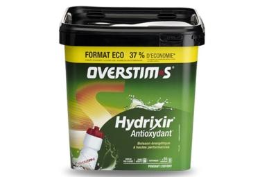 boisson energetique overstims hydrixir antioxydant mojito 3kg