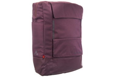 sac a dos vaude cyclist pack bordeau