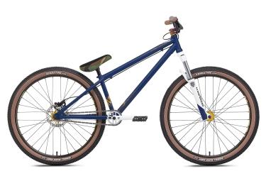 velo de dirt ns bikes 2017 metropolis 2 bleu taille unique