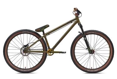 velo de dirt ns bikes 2017 metropolis 1 vert camo taille unique