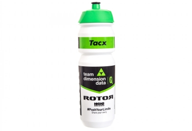 bidon tacx shiva dimension data 750ml vert noir