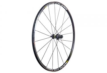 mavic 2016 roue arriere aksium noir