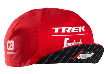 casquette trek sportful trek segafredo rouge noir taille unique