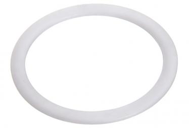 entretoise race face x type ligne de chaine 1mm blanc