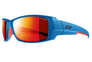 lunettes julbo armor spectron 3cf bleu rouge