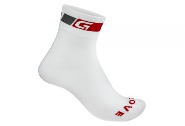 paire de chaussettes gripgrab regular blanc