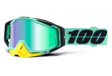 masque 100 racecraft kloog vert ecran mirror vert