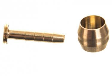olive et insert shimano sm bh59 pour freins hydrauliques