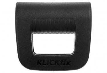 support eclairage pour paniers klickfix light clip noir