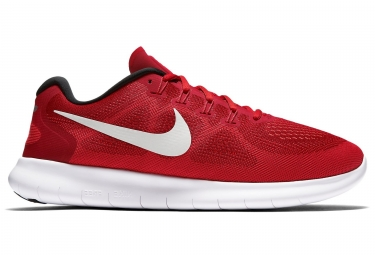 nike free rn homme rouge