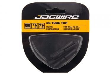 tube de protection de gaine jagwire 5g top tube noir 4x