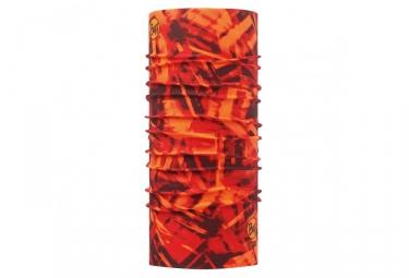 tour de cou buff high uv ntric orange fluor orange