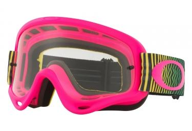 masque oakley o frame mx shockwave pyg transparent oo7029 41