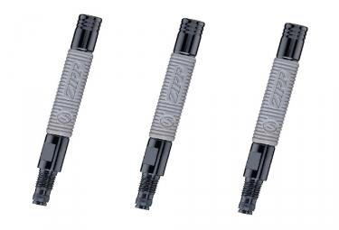kit de 3 prolongateurs de valves zipp silca 45mm