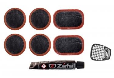kit de reparation zefal tubeless 6 rustines