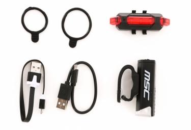 kit d eclairage msc led security light 120 lumens