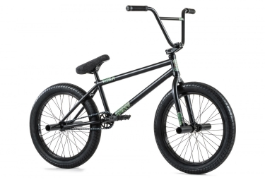 bmx freestyle fiend embryo type a freeco noir 2017