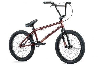 bmx freestyle fiend embryo type o burgundy 2017
