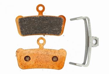 paire de plaquettes brake authority pour avid elixir trail sram guide